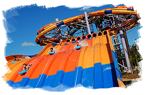 The best waterpark in the NorthWest - Bahama Bay Waterpark